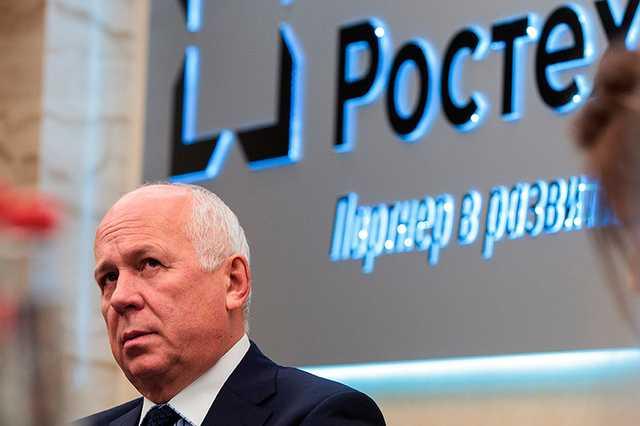 Семья главы «Ростеха» заработала более 200 млн рублей в 2017 году