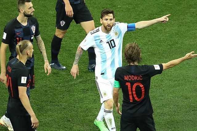 Аргентинские фанаты избили хорвата после разгрома сборной