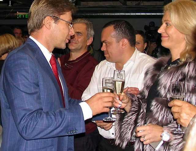 Суд оштрафовал председателя партии «Согласие» Нила Ушакова