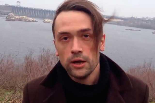 Актер Пашинин назвал войну в Донбассе «чудовищным удовольствием»