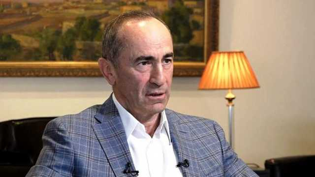 Экс-президента Армении освободили из-под ареста