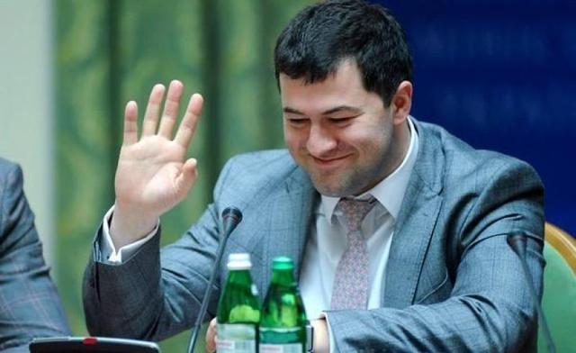 Глава Днепропетровской ГФС, с которой Насиров пил вино, имеет статус свидетеля по его делу, - прокурор
