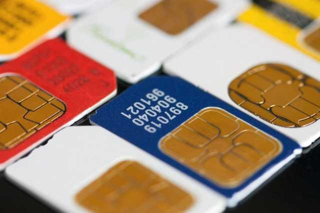 Минкомсвязи предложило россиянам перейти на сим-карты, одобренные ФСБ