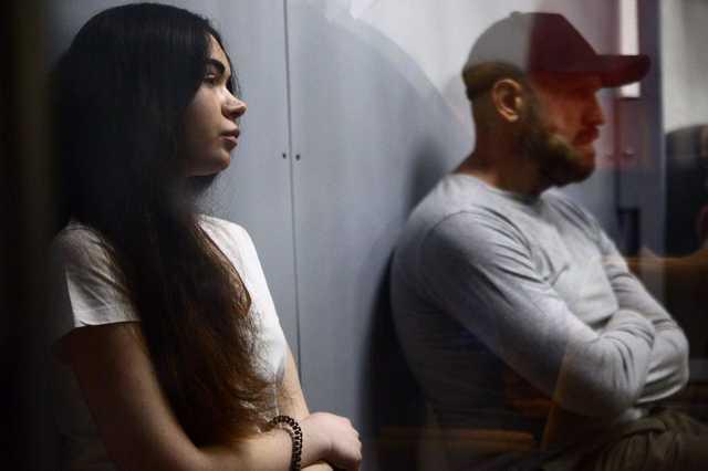 ДТП в Харькове: в суде впервые показали скандальное видео с Зайцевой и наркологом