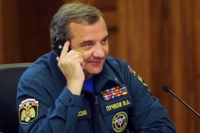 Экс-главу МЧС Пучкова вызвали на допрос в СКР
