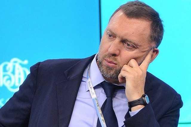 США заморозили американские активы бизнесмена Олега Дерипаски