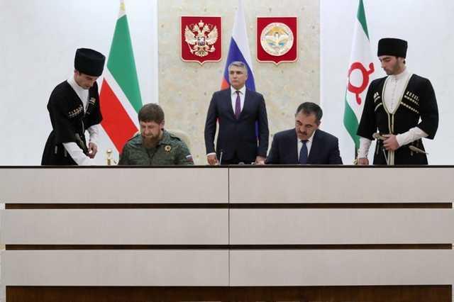 СК начал проверку голосования парламента Ингушетии о передаче земель Чечне
