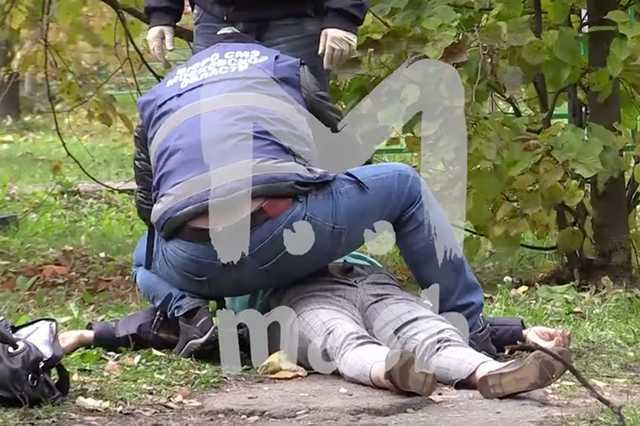 Появилось видео с места убийства следователя по особо важным делам МВД