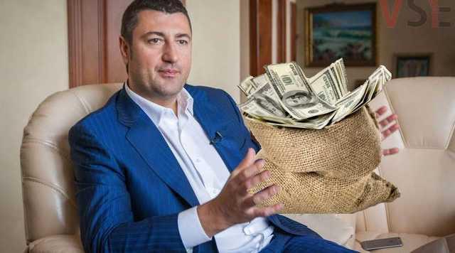 Олег Бахматюк — рейдер-олигарх украл у Украины и украинцев 5,3 млрд