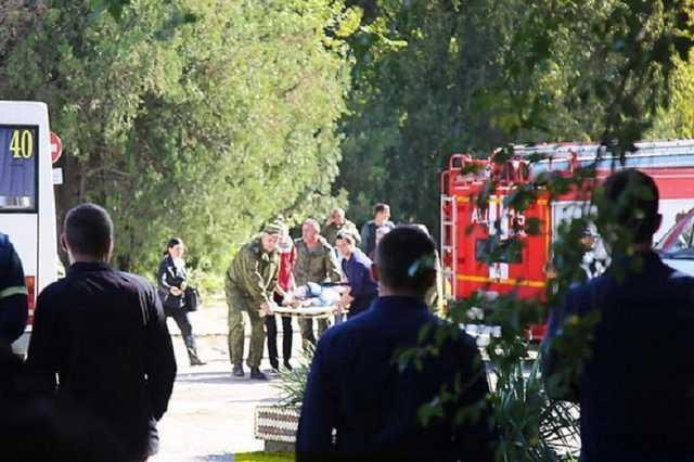 Бомба керченского убийцы была с инфицированной «начинкой»