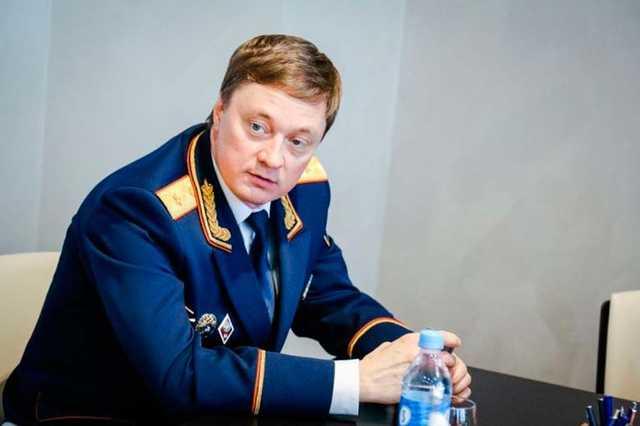 Бастрыкин временно отстранил от должности главу СК по Приморью