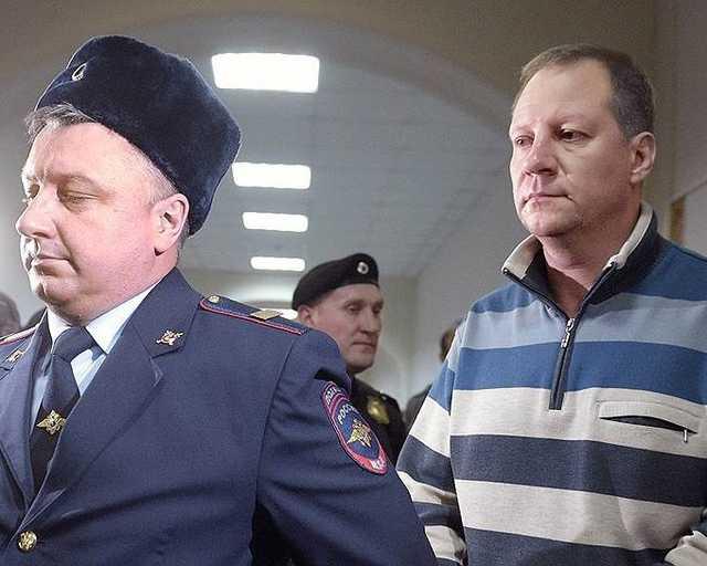 Глава экспертно-криминалистического центра МВД генерал Петр Гришин украл 75 млн рублей