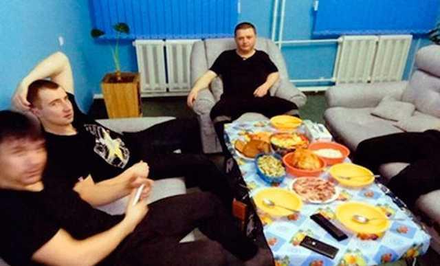 «Ремонтик, чтобы легче дышалось»: Появилось видео из VIP-камеры Цеповяза