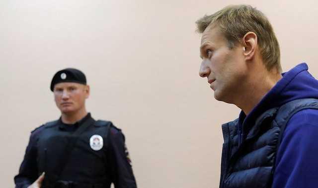 Навальному снова грозит административный арест