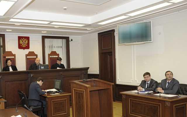 ВС вернул мантию судье, отчитавшейся за командировку поддельными чеками