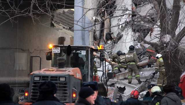 Взрыв в Магнитогорске может быть терактом, – очевидцы