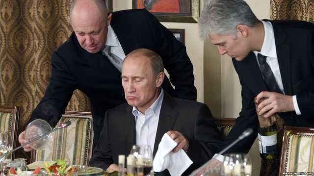 Новогодним банкетом Путина рулили по пригожинскому телефону