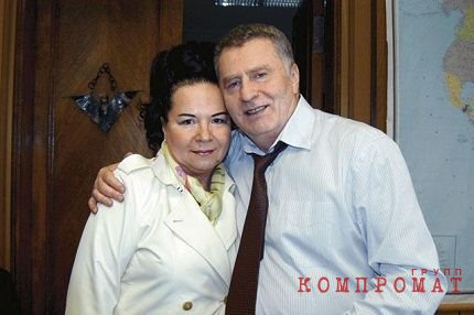 Тайная жена и зарубежная недвижимость сына Жириновского