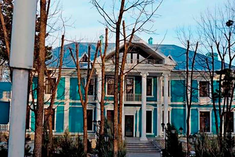 Дом Ремезкова в городском парке Краснодара