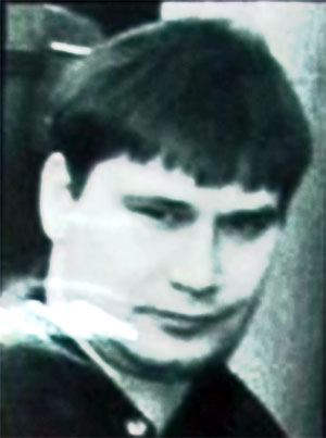 Лидер банды Владимир Ифа