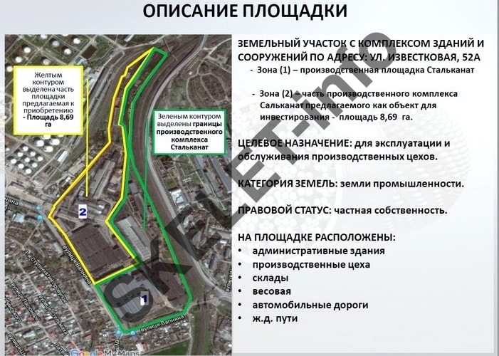 Стальканат-Силур