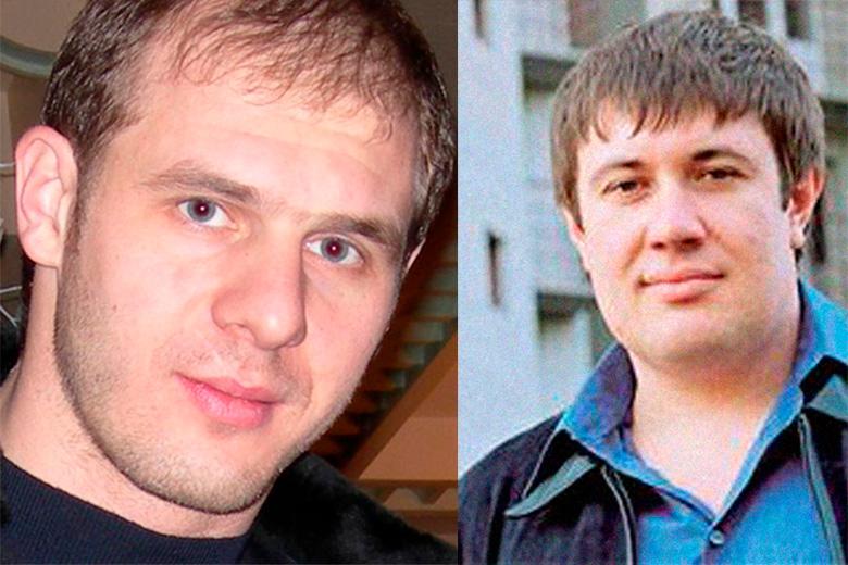 Лесняков и Чабанов