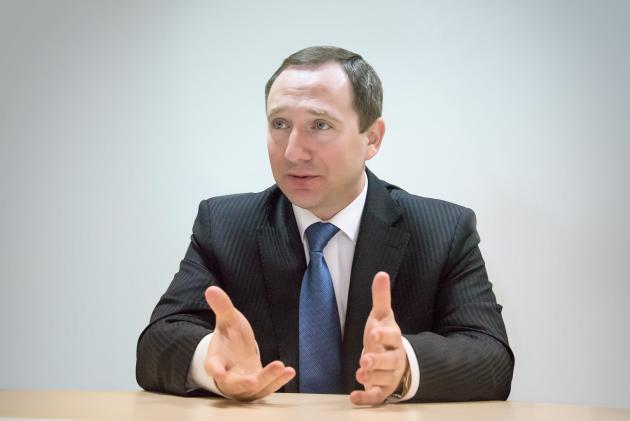 Игоря Райнина обвинили во вредительстве и разрушении дорог Харьковской области
