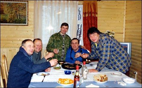Банда Эдуарда Тагирьянова